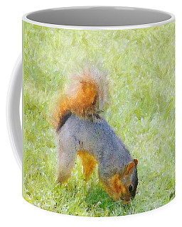 Squirrelly Coffee Mug