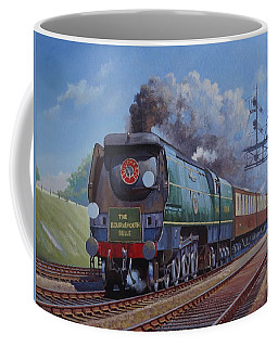 Sr Merchant Navy Pacific Coffee Mug