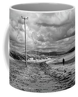 Srah Beach Belmullet Coffee Mug