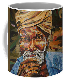 Sri Lanka Village Elder Coffee Mug