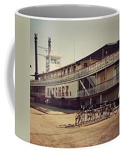 Ss Natchez, New Orleans, October 1993 Coffee Mug