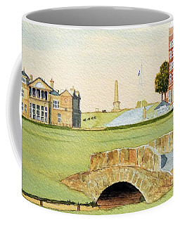 St Andrews Golf Course Scotland Classic View Coffee Mug