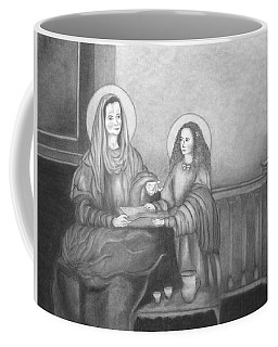 St. Anne And Bvm Coffee Mug