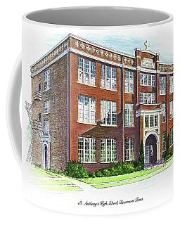 St. Anthony's High School Coffee Mug