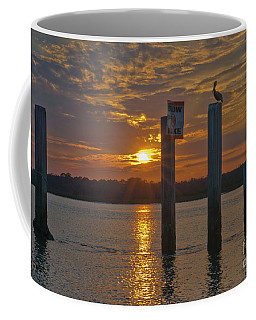 St. Augustine Winter Sunset Coffee Mug
