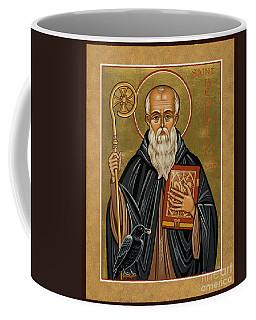 St. Benedict Of Nursia - Jcbnn Coffee Mug