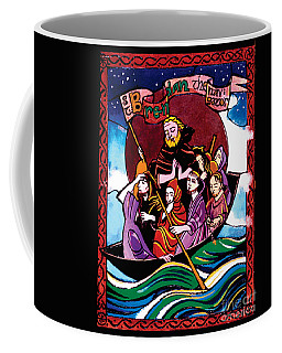St. Brendan The Navigator - Mmbre Coffee Mug