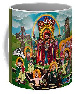 St. Brigid's Lake Of Beer - Mmbee Coffee Mug