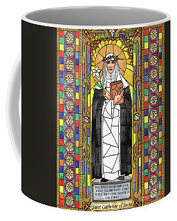 St. Catherine Of Siena Coffee Mug