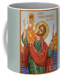 St. Christopher - Jccst Coffee Mug