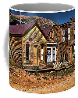 St Elmo Coffee Mug