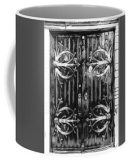 St Francis De Sales Oratory Church Door  St Louis Coffee Mug