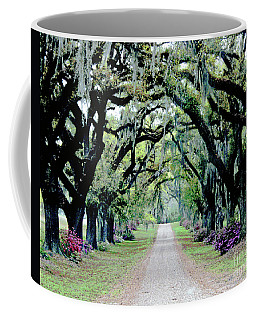 St Francisville Plantation Coffee Mug