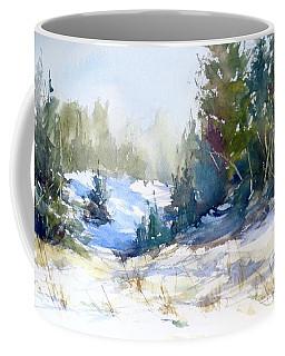 St. Ignace Dunes Coffee Mug