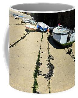 St Ives Harbour Boats Coffee Mug