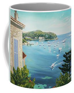 St Jean Cap Ferrat 2 Coffee Mug