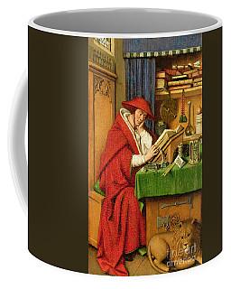 St. Jerome In His Study  Coffee Mug