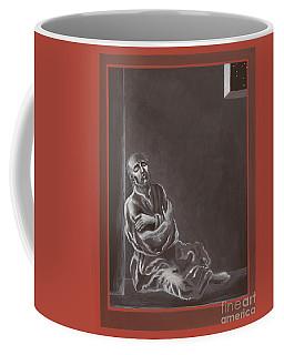 St John Of The Cross In The Dark Night Of The Soul 290 Coffee Mug