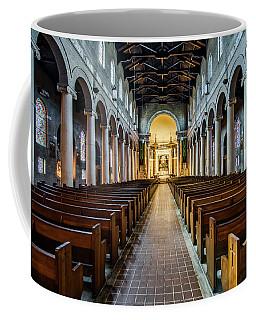 St. John The Evangelist Church Coffee Mug