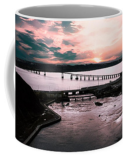 St. Lawrence Sunset Coffee Mug