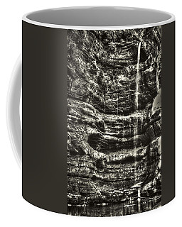 St Louis Canyon At Starved Rock State Park Coffee Mug