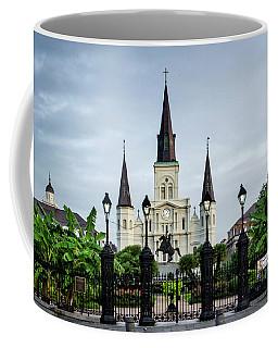 St. Louis Cathedral Coffee Mug