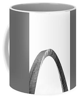 St. Louis Gateway Arch Bnw 9585 Coffee Mug