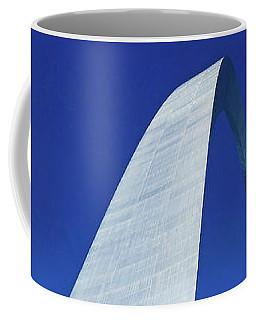 St Louis Gateway Arch Study 3 Coffee Mug