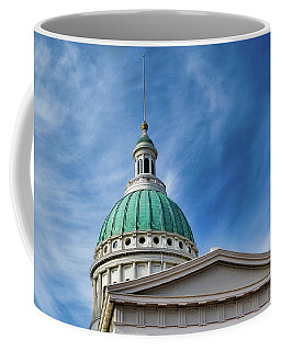 St Louis Old Courthouse Coffee Mug