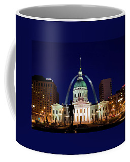 St. Louis Coffee Mug by Steve Stuller