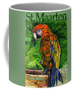 St. Maarten Shirt Coffee Mug