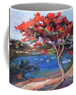 St. Maarten's Oyster Pond Coffee Mug