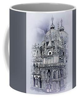 St Mark's Basilica. Coffee Mug