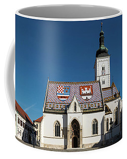 St. Mark's Church Zagreb Coffee Mug