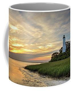 St. Mark's Lighthouse Coffee Mug