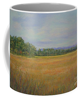 St. Marks Refuge I - Autumn Coffee Mug by Gail Kent