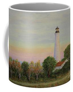 St. Marks Refuge I - Winter Coffee Mug