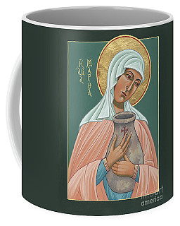 Coffee Mug featuring the painting St Martha Of Bethany  by William Hart McNichols