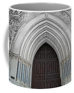 St. Mary Cathedral- Austin Texas Coffee Mug