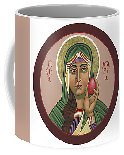 Coffee Mug featuring the painting St Mary Magdalen Preaches To Pontius Pilate 292 by William Hart McNichols
