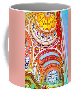 St. Mary Of The Angels 1 Coffee Mug by Dave Luebbert