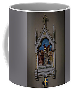 St. Mary Station Of Cross Coffee Mug