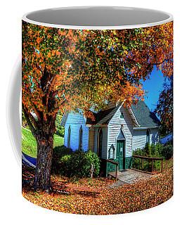 St Mary's Church Coffee Mug by Dale R Carlson