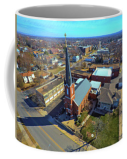 St. Marys Coffee Mug by Dave Luebbert