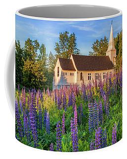 St Matthews Church - Sugar Hill New Hampshire  Coffee Mug