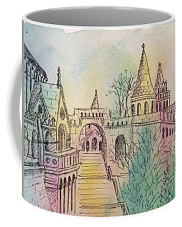 St. Matthias Cathedral, Budapest Coffee Mug