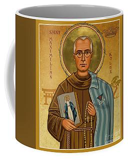 St. Maximilian Kolbe - Jckol Coffee Mug