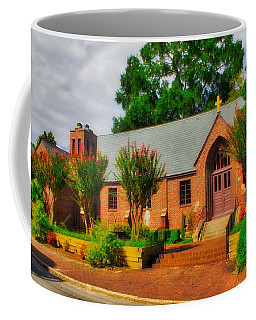 St. Michael The Archangel Maronite Catholic Church - Spring Time Coffee Mug