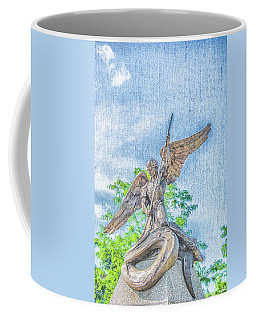 St Michael The Archangel Coffee Mug