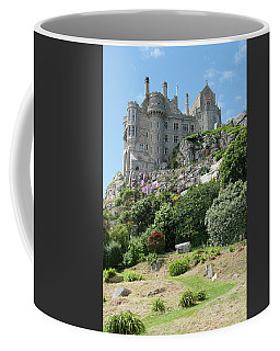 St Michael's Mount Castle II Coffee Mug by Helen Northcott